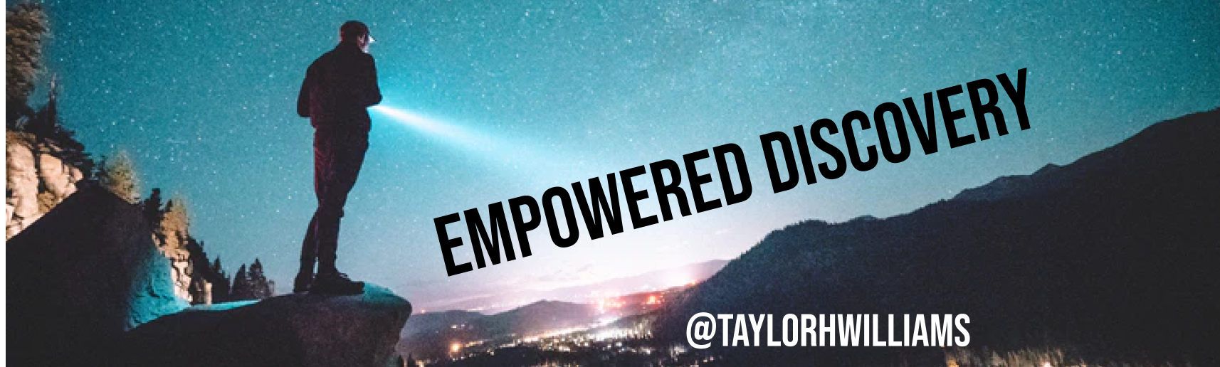 Empowered Discover by @taylorhwilliams